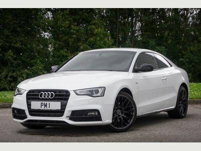 Audi A5 Coupe 1.8 TFSI Black Edition Plus (s/s) 2dr