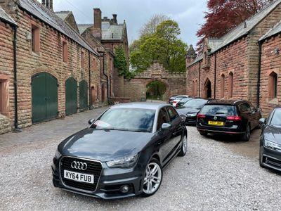 Audi A1 Hatchback 2.0 TDI S line Sportback 5dr