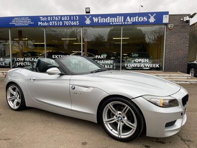 BMW Z4 Convertible 2.5 23i Highline Edition sDrive 2dr