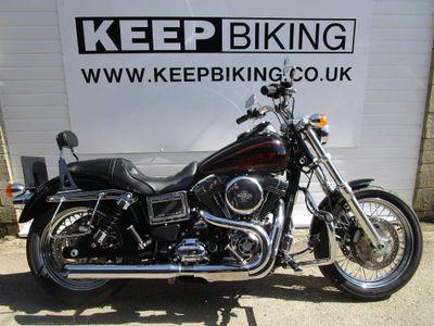 Harley-Davidson Dyna Custom Cruiser 1690 FXDL Dyna Low Rider 103 Custom Cruiser