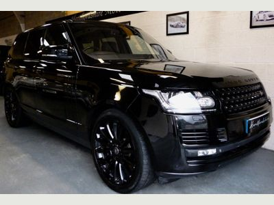 Land Rover Range Rover SUV 4.4 SD V8 Autobiography Auto 4WD 5dr