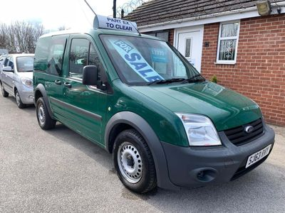 Ford Transit Connect Combi Van 1.8 TDCi T220 Crew SWB 4dr