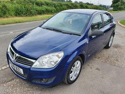 Vauxhall Astra Hatchback 1.8 VVT Design Auto 5dr