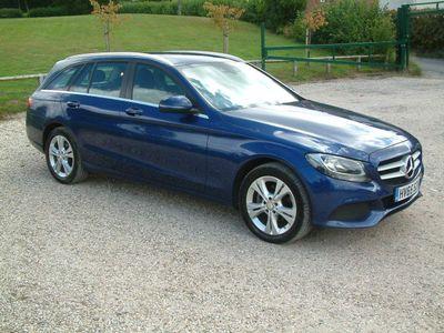 Mercedes-Benz C Class Estate 1.6 C200d SE (s/s) 5dr