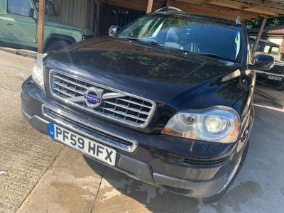 Volvo XC90 SUV 2.4 D5 Active Geartronic AWD 5dr