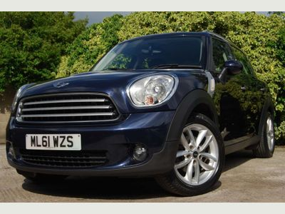 MINI Countryman SUV 1.6 Cooper D (Chili) ALL4 ALL4 5dr