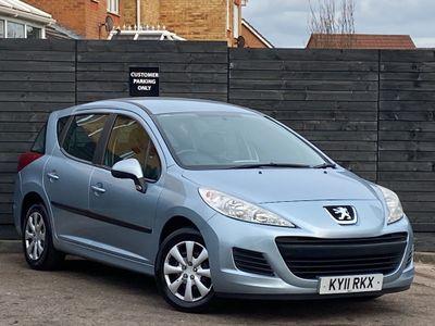 Peugeot 207 SW Estate 1.6 HDi FAP S 5dr (a/c)