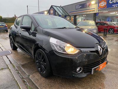 Renault Clio Hatchback 1.5 dCi ENERGY Dynamique S MediaNav 5dr