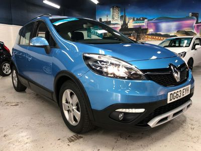 RENAULT SCENIC XMOD MPV 1.6 Dynamique 5dr (Tom Tom)