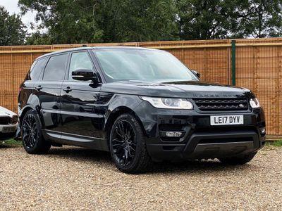 Land Rover Range Rover Sport SUV 3.0 V6 HSE Dynamic CommandShift 2 4X4 (s/s) 5dr