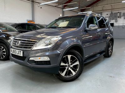 SsangYong Rexton SUV 2.0 TD ELX T-Tronic 4x4 5dr