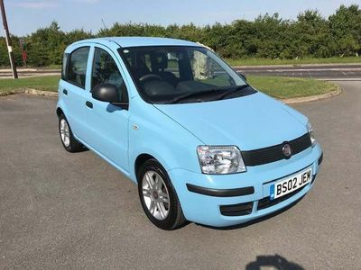 Fiat Panda Hatchback 1.2 MyLife 5dr (EU5)