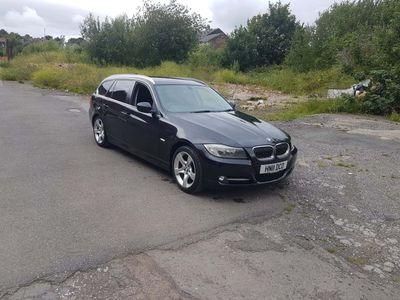BMW 3 Series Estate 2.0 318d Exclusive Touring 5dr