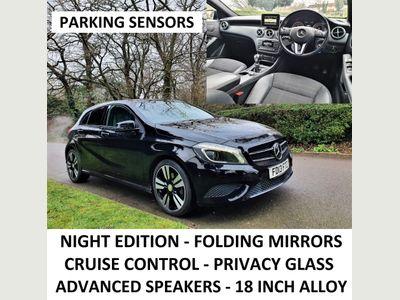 Mercedes-Benz A Class Hatchback 1.6 A180 Sport 5dr
