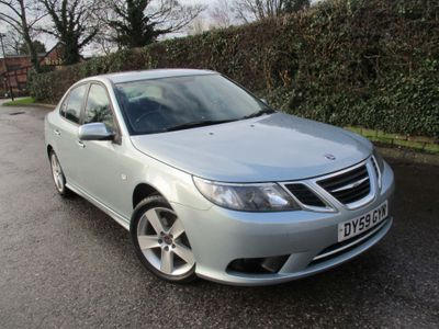 Saab 9-3 Saloon 1.9 TiD Turbo Edition 4dr