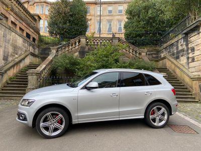 Audi Q5 SUV 2.0 TDI S line Plus quattro 5dr
