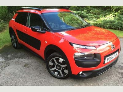 Citroen C4 Cactus Hatchback 1.2 PureTech Flair Edition (s/s) 5dr