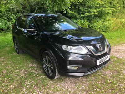 Nissan X-Trail SUV 2.0 dCi N-Connecta 4WD (s/s) 5dr