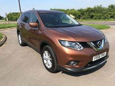 Nissan X-Trail SUV 1.6 dCi Acenta 4WD (s/s) 5dr