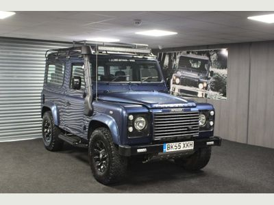 Land Rover Defender 90 SUV 2.5 TD5 XS Station Wagon 3dr