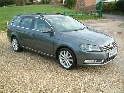 Volkswagen Passat Estate 2.0 TDI BlueMotion Tech Executive 5dr