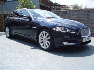 Jaguar XF Estate 2.2d Portfolio Sportbrake (s/s) 5dr