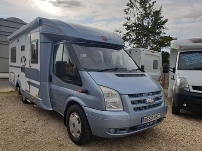 Burstner Sorry now sold Low Profile Ford transit