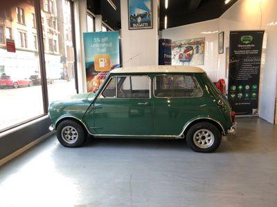 Morris Mini Unlisted