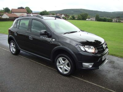 Dacia Sandero Stepway Hatchback 0.9 TCe Ambiance 5dr