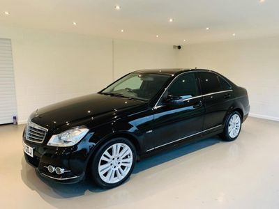 MERCEDES-BENZ C CLASS Saloon 2.1 C220 CDI Elegance Edition 125 7G-Tronic 4dr