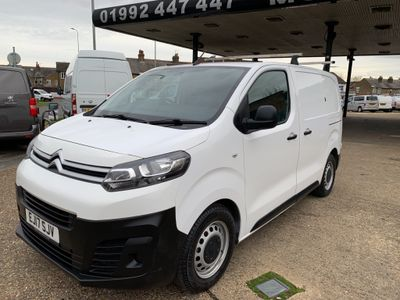 Citroen Dispatch Panel Van 1.6 BlueHDi 1000 Enterprise XS SWB EU6 6dr