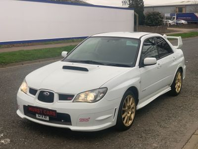 Subaru Impreza Saloon JDM WRX STI Twin Scroll 300bhp