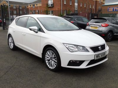 SEAT LEON Hatchback 1.6 TDI SE Dynamic Technology (s/s) 5dr