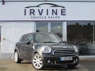 MINI Paceman Hatchback 2.0 Cooper D ALL4 3dr