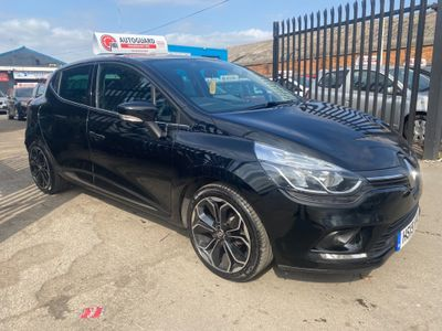 Renault Clio Hatchback 0.9 TCe Iconic (s/s) 5dr