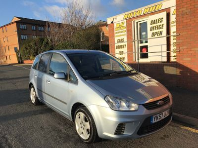 Ford C-Max MPV 1.6 TDCi Style 5dr