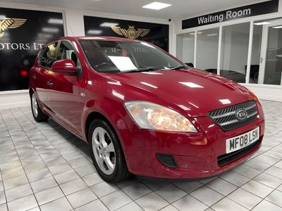 Kia Ceed Hatchback 1.6 SR Special Edition 5dr