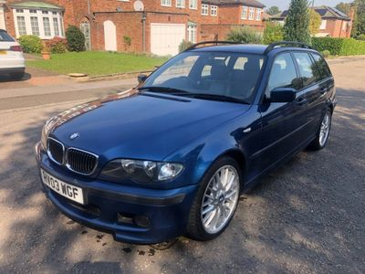 BMW 3 Series Estate 2.2 320i Sport Touring 5dr