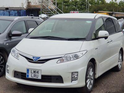 Toyota Estima MPV 2.4 HYBRID UBER READY-FULLEATHER SEATS