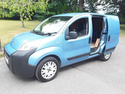 Citroen Nemo Panel Van 1.3 HDi 16v 660LX Panel Van 3dr Diesel Manual (119 g/km, 75 bhp)