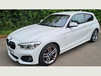 BMW 1 Series Hatchback 2.0 125d M Sport Auto (s/s) 3dr