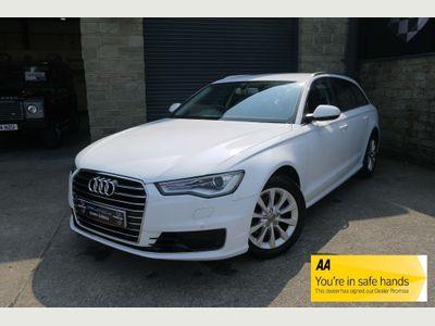 Audi A6 Avant Estate 2.0 TDI ultra SE Avant (s/s) 5dr