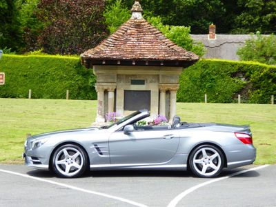 Mercedes-Benz SL Class Convertible 3.5 SL350 AMG Sport 2dr