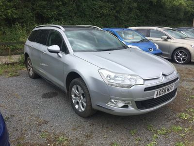 Citroen C5 Estate 2.0 HDi Exclusive 5dr