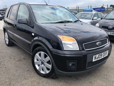 Ford Fusion Hatchback 1.6 TDCi Plus 5dr
