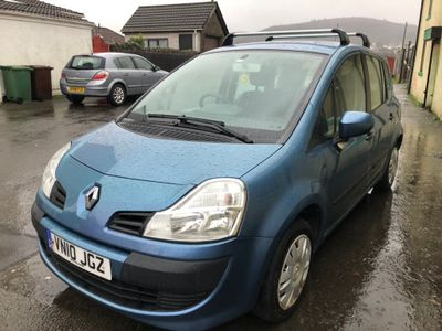 Renault Grand Modus Hatchback 1.2 16v Expression 5dr