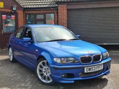 BMW 3 Series Saloon 3.0 330d Sport 4dr