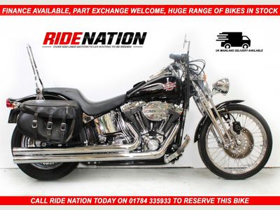 Harley-Davidson Softail Custom Cruiser 1450 FXSTS Springer