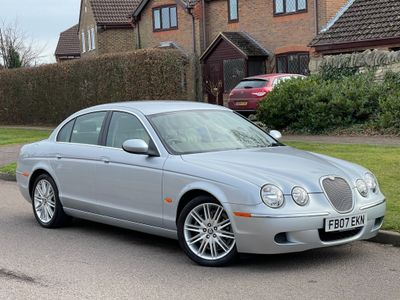 Jaguar S-Type Saloon 3.0 V6 Spirit 4dr