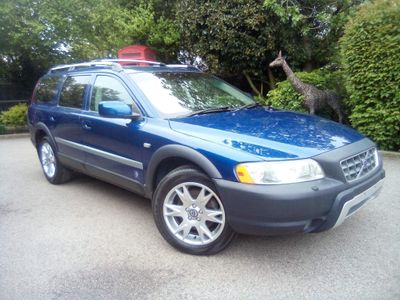 Volvo XC70 Estate 2.5 T SE Lux Volvo Ocean Race Geartronic AWD 5dr